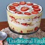 Traditional English Trifle
