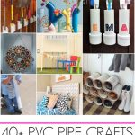 40+ PVC Pipe projects