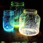 Beautiful Glow Jars