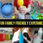 21 Fun Family Friendly Experiments