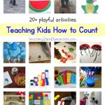 Teaching Kids How to Count
