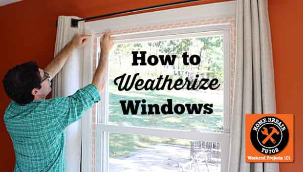 how to weatherize windows with plastic film insulation lil moo creations. Black Bedroom Furniture Sets. Home Design Ideas