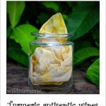 DIY Turmeric Antiseptic Wipes
