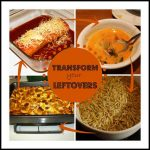 Transform Your Leftovers, Eliminate Waste