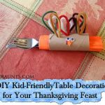8 DIY Kid-Friendly Table Decorations for Your Thanksgiving Feast