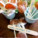 Natural Remedy: Kids Honey Lemon Sore Throat Lollipops