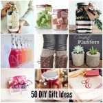 50 of the BEST DIY Gift Ideas