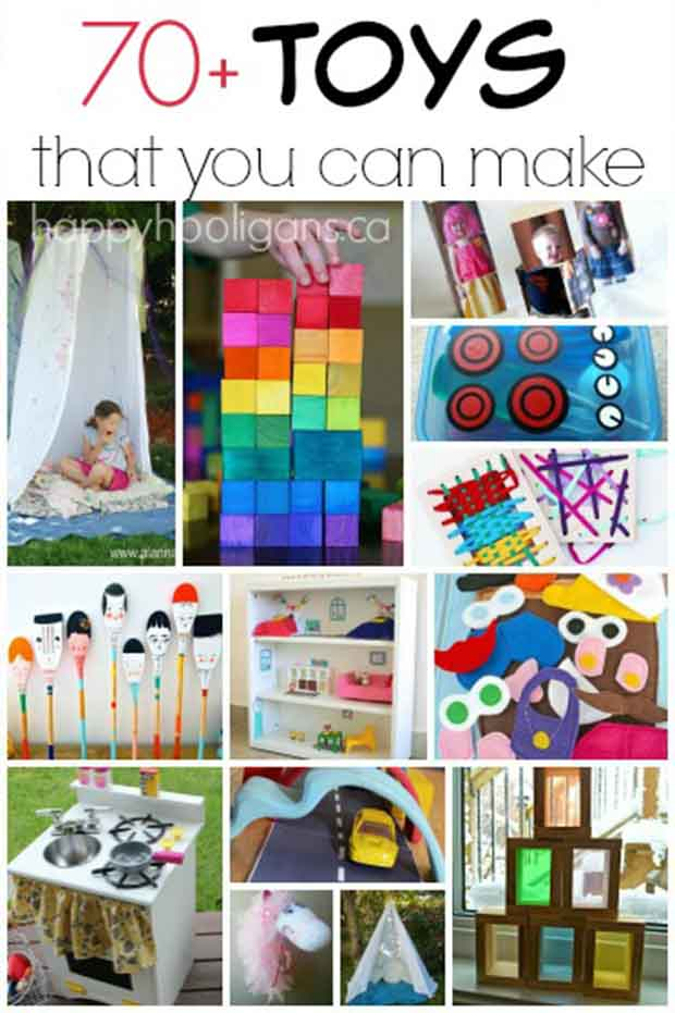 homemade toys for toddlers the image