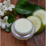Homemade Cucumber Face Mask Recipe