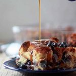 Cinnamon Blueberry Overnight French Toast