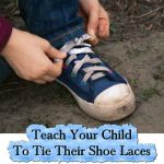 Teach Your Child To Tie Their Shoe Laces