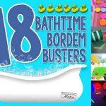 18 Bath Activities for Kids