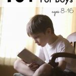 40+ Fantastic Reads for Boys ages 8-16