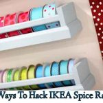 18 Ways To Hack IKEA Spice Racks