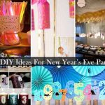 32 DIY Ideas For New Years Eve Party