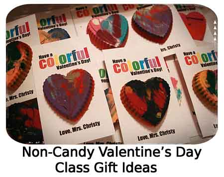 Non Candy Valentineu0027s Day. Class Gift Ideas. Christy Sheffield Via Flickr
