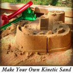 Make Your Own Kinetic Sand