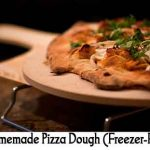 Easy Homemade Pizza Dough (Freezer-Friendly)