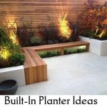 Built-In Planter Ideas