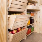 DIY Root Cellar Storage
