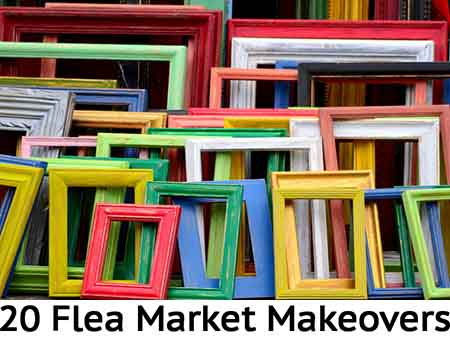 20 Flea Market Makeovers Lil Moo Creations