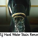 DIY Hard Water Stain Remover