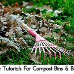 Free Tutorials For Compost Bins & Boxes