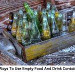 19 Ways To Use Empty Food And Drink Containers