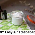 DIY Easy Air Fresheners