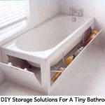 17 DIY Storage Solutions For A Tiny Bathroom