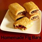 Homemade Fig Bars