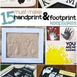 15 Must-Make Handprint & Footprint Crafts