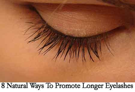 Natural Ways To Promote Eyelash Growth