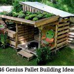 46 Genius Pallet Building Ideas