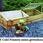 DIY Cold Frames (mini-greenhouse)