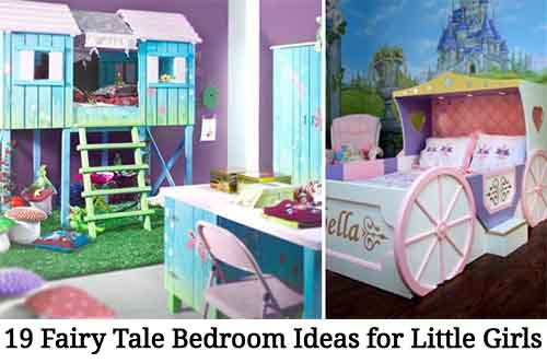 19 Fairy Tale Bedroom Ideas for Little Girls Lil Moo Creations