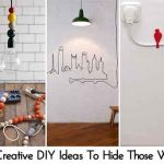20 Creative DIY Ideas To Hide Those Wires!