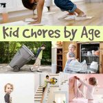 Kids Chores By Age