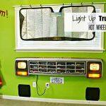 DIY Light-Up Truck Grill Toy Car Organizer