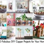 60 Fabulous DIY Copper Projects for Your Home