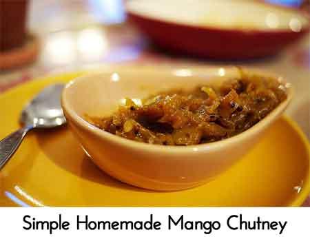 Simple Homemade Mango Chutney - Lil Moo Creations