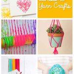 50+ Awesome Yarn Crafts