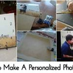 How To Make A Personalized Photo Clock
