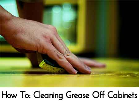 How To Cleaning Grease Off Cabinets Lil Moo Creations