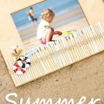 Summer Beach DIY Frame