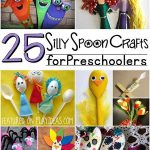 25 Silly Spoon Crafts For Preschoolers