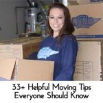 33+ Helpful Moving Tips Everyone Should Know