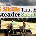 15 Skills Every Homesteader Should Know