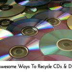 15 Awesome Ways To Recycle CDs & DVDs
