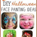 Easy DIY Halloween Face Painting Ideas for Kids